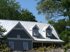 http://www.harborroofingandsiding.com/services/metal-roofing - Did you know that metal roofs are fire resistant? Call Harbor Roofing and Siding today for all of your metal roofing needs. (910) 262-5508.