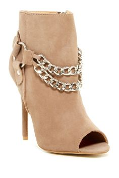 Cary Chain Bootie