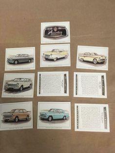 ≥ Austin collector cards - Automerken, Motoren en Formule 1 - Marktplaats.nl Collector Cards, The Collector, Made In Uk, Money Clip, Personalized Items, Formula 1, Money Clips