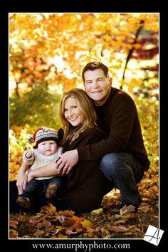 Fall Family Portrait Ideas