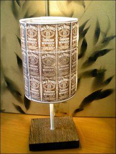 Jack Daniels cool lamp shade