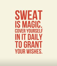 magic sweat