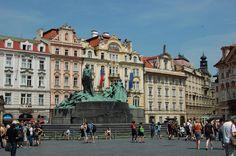 Česko, Praha - Staroměstské náměstí