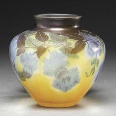 emile gallé vase