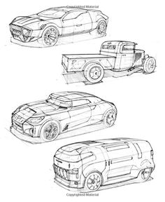 How to Draw: drawing and sketching objects and environments from your imagination: Scott Robertson, Thomas Bertling.