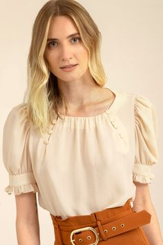 Cool Outfits, Fashion Outfits, Womens Fashion, Fancy Blouse Designs, Basic Tops, Blouse Dress, Trendy Tops, Look Chic, Western Outfits