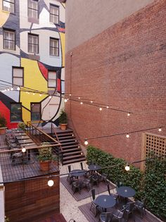 Pod Hotel New York - guests communicate via private network called PodCulture