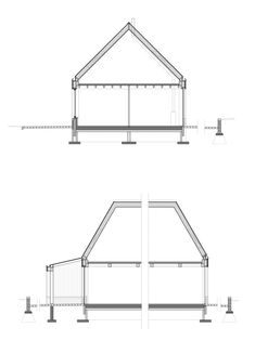 Gallery of Two Detached New Homes and a Studio-Shed / VANDERSALM-aim - 49