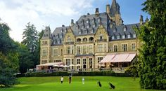 Germany's 10 Luxurious Castle Hotels