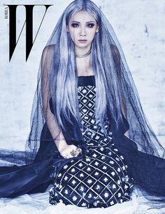 CL - W Korea Magazine December Issue '15