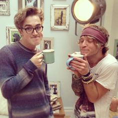 tom and dougie<33