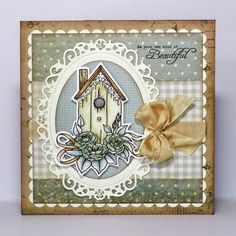 Beccy's Place: #Tutorial: Pop-Up Book Card