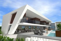 Luxury villa with sea views for sale in Benissa - ID 5500208 - Real estate is our passion... www.bulk-partner.com