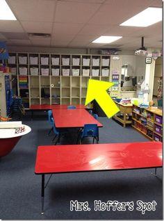 Classroom Organization, organizing my