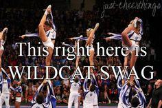 Cheer Athletics Wildcats