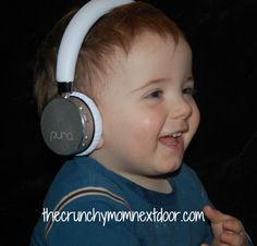 """""""Protect Those Little Ears with Puro Sound Labs Headphones for Kids!"""" Check out the latests review from Crunchy Mom Next Door."""
