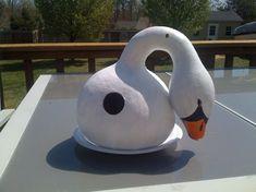 swan gourd birdhouse