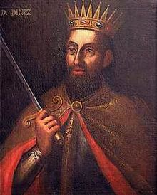 Denis I (1261 - 1325). Son of Afonso III and Beatrice of Castile. He married Elizabeth of Aragon and had two children.