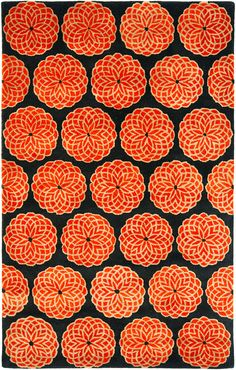 RD952B Rodeo Drive Rug from the Pop Art Rugs II collection