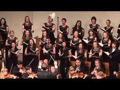Messiah - George Frideric Handel | Wheaton College Concert Choir & Chamber Orchestra (4/8/2016) - YouTube