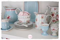 WELCOME TO INTERIOR WITH COLORS .: A little mood pictures of the new Greengate