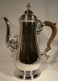 Vintage BIRKS STERLING SILVER COFFEE POT (item #1215965) #trocantiq
