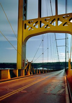 Deer Isle Sedgwick Bridge...cool picture!