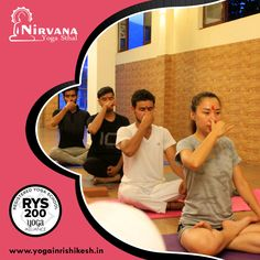 "#Pranayama, the practice of using the #breath to soothe the fluctuations of ""Chitta"" or the active thinking #mind, invites you to be mindful of life's most important function: #breathing. https://yogainrishikesh.in/  #yoga_teacher_training_in_rishikesh #rishikesh_yoga #yoga_ttc_in_rishikesh #yoga_in_rishikesh #yoga_in_india #yoga_courses_in_india"