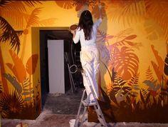 walls ... by Anna Ewa Miarczynska