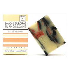 Le Gandhi - savon surgras euphorisant - 100 g - SeBio