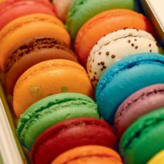 Macaron anyone? Check out Time Out's guide to London's best: http://www.timeout.com/london/restaurants/features/11411/London-s_best_macarons.html
