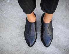Bescheiden Neue Frauen Leder Lace Up Spitz Loafer Komfort Flache Weiche Schuhe Sport & Unterhaltung Toning-schuh