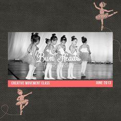 Bun Heads-July 2013 challenge(jessicasprague.com) Challenge Template by Liv.edesigns Little Dancer-Liv.edesigns