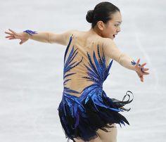 Mao Asada    Worlds 2014