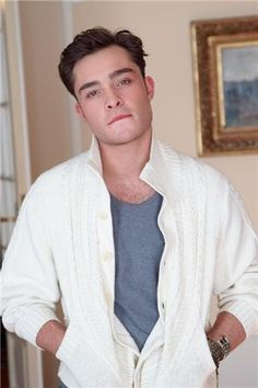 """Ed Westwick Photo: """"Powder Girl"""" (Chalet Girl) Vienna Photocall Cute Celebrity Guys, Cute Celebrities, Celebs, Chalet Girl, Ed Westwick, Chuck Bass, Chucky, My One And Only, Baby Daddy"""