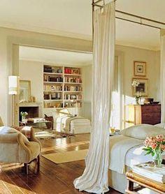 Serene bedroom suite