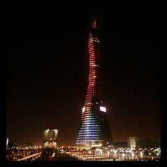 The Torch Hotel @Aspire zone in #Doha #Qatar