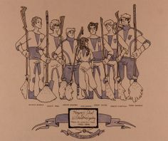 Ravenclaw Quidditch Team by Abby Boeh