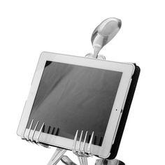 iPad Stand Spoon