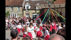 May Day Maypole