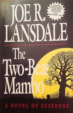 THE TWO BEAR MAMBO by JOE R. LANSDALE  Third Hap and Leonard novel.  A great read by one of my favorite writers.