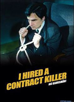 contract killer aki kaurismaki