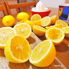 Fruit Drinks, Dessert Recipes, Desserts, Greek Recipes, Iced Tea, Lemonade, Party Time, Smoothies, Juice