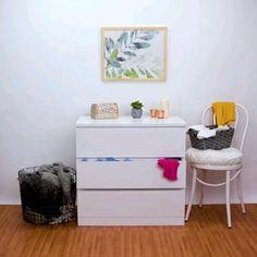 Diy Crafts Hacks, Diy Home Crafts, Diy Home Decor, Diy Projects, Room Decor, Diy Para A Casa, Diy Casa, Diy Organisation, Closet Organization
