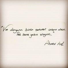 * Ahmed Arif
