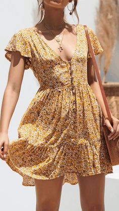 Women Casual Dress Formal Dresses & Gowns Empire Waist Dress - Women Casual Dress Formal Dresses & Gowns Empire Waist Dress – rotatal Source by - Casual Dresses For Women, Casual Outfits, Cute Outfits, Dress Casual, Fashionable Outfits, Casual Attire, Casual Skirts, Casual Clothes, Simple Outfits