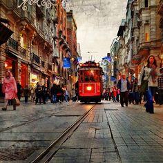 Old City ❤  Tramway  - @civilking- #webstagram