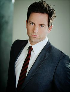 "Michael Muhney as ""Adam Newman"" on The Young and the Restless"