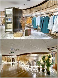 VIGOSS Textile Showroom & Design Office Interior Design