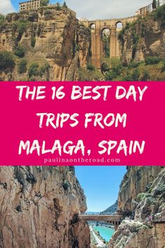 Wondering what are the best day trips from Malaga? Be ready to explore beautiful white, Andalusian villages like Frigiliana, Nerja or Mijas, but also day tours from Malaga to Seville, Malaga to Granada or Cordoba. Let's explore! Spain Travel Guide, Europe Travel Tips, Travel Advice, Italy Travel, Granada, Andalucia Spain, Mijas Spain, Where Is Bora Bora, Safe Journey